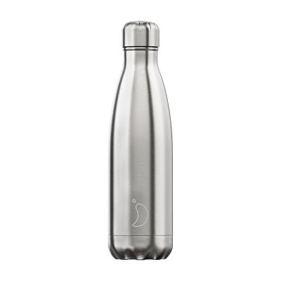 Chilly's water bottle - Stainless steel