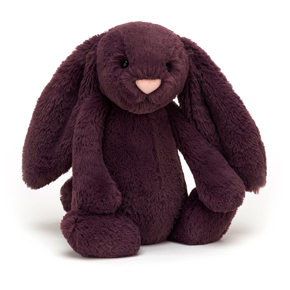 Jellycat Plum Bashful Bunny - new for 2020