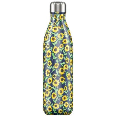 Chilly's water bottle - Sunflower 750mls