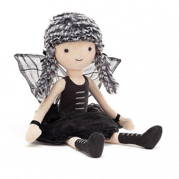 Jellycat - Faye the Black Fairy