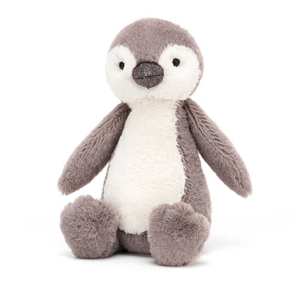 Jellycat - sparkly Penguin