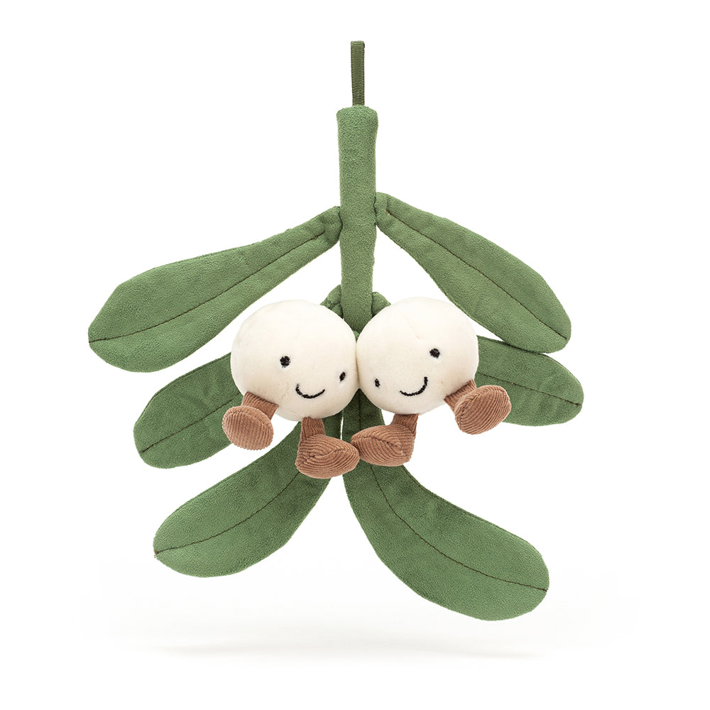 Jellycat  Amuseable bunch of misletoe