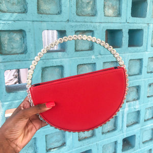 Red Dazzle Handbag