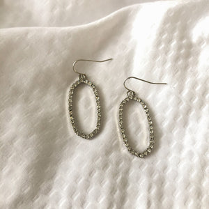 Silver Adele Earrings