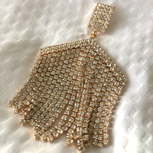 Gold LUXE Earrings