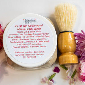 Men's Facial Wash & Shaving Soap