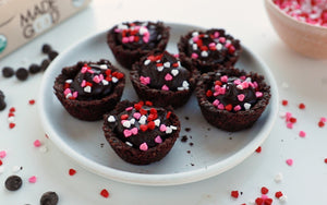 Made with Love: Cupid's Valentine's Day Cookie Cups