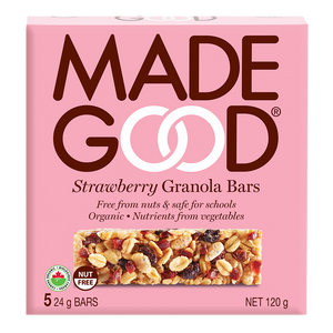 Strawberry Granola Bar