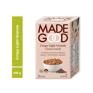 Cocoa Crunch Crispy Light Granola (908g)
