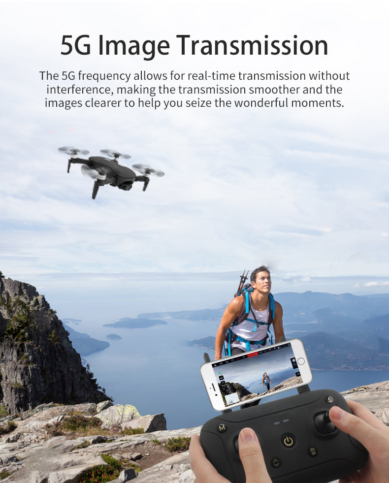 5G Image Transmission,The 5G frequency allows for real-time transmission without interference, making the transmission smoother and the images clearer to help you seize the wonderful moments.