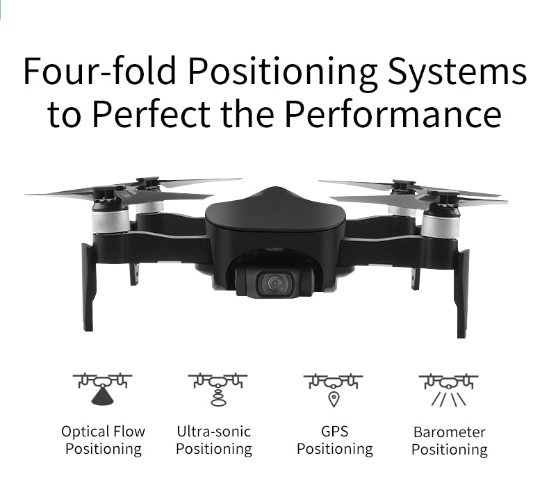 Four-fold Positioning Systems to Per tect the Performance