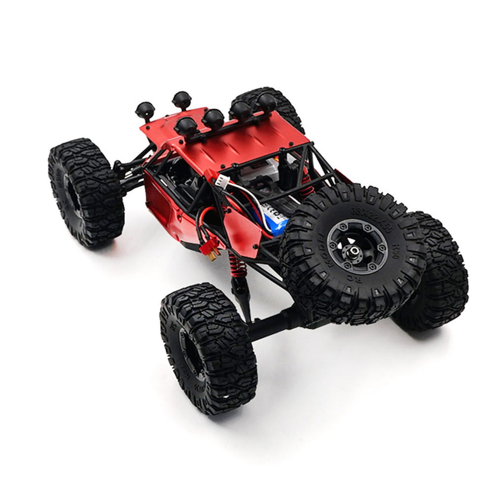 Feiyue high-speed 4WD RC desert off-road truck with brushless 3800kv motor