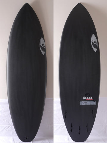 "5'5"" Disco Cheater Carbon"
