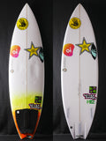 "5'8"" HT2 Snapper Edition for Tatiana Webb USED 42990"