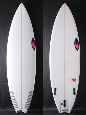 "5'9"" HT2 *Filipe's Snapper Rock Edition 43365"