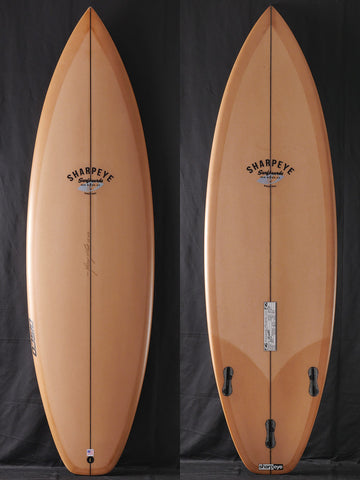 "5'10"" Disco 47408 Tan Tint"