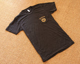 Album Pocket T-shirts, Custom Type Tri-Black