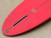 "カリフォルニア在庫 - Album Surfboards - disc (Single Fin), 6'0""x 20""x 2.44"" Cherry Red Tint"