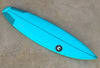 "カリフォルニア在庫 - Album Surfboards - BLACKLINE, 5'10""x 18.88""x 2.32"" Blue Tint"