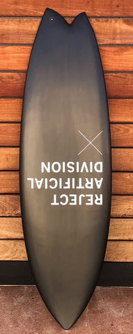 "5'8"" FASCINATION QUAD - REGULAR FOOT"