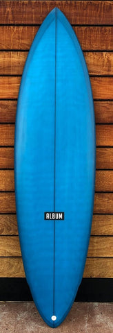 "6'2"" INSANITY TWIN FIN"