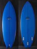 "5'6"" Modern2 45706 Royal Blue Tint"
