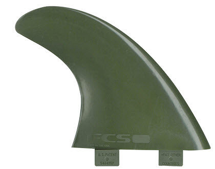 FCS M-7 Green Flex Tri Set