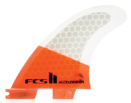 FCS II Accelerator PC Tri Set