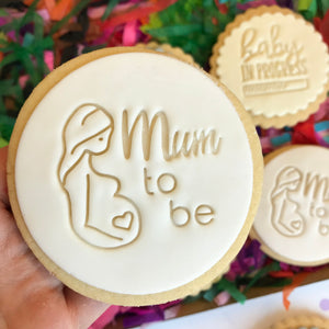 Mum To Be Cookies (4)