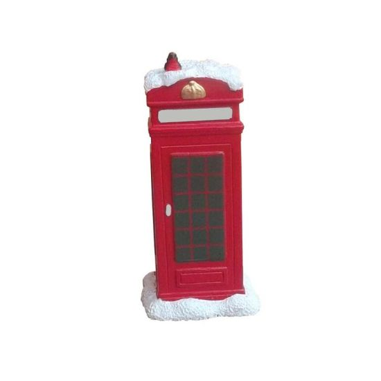 Phonebox Cake Topper