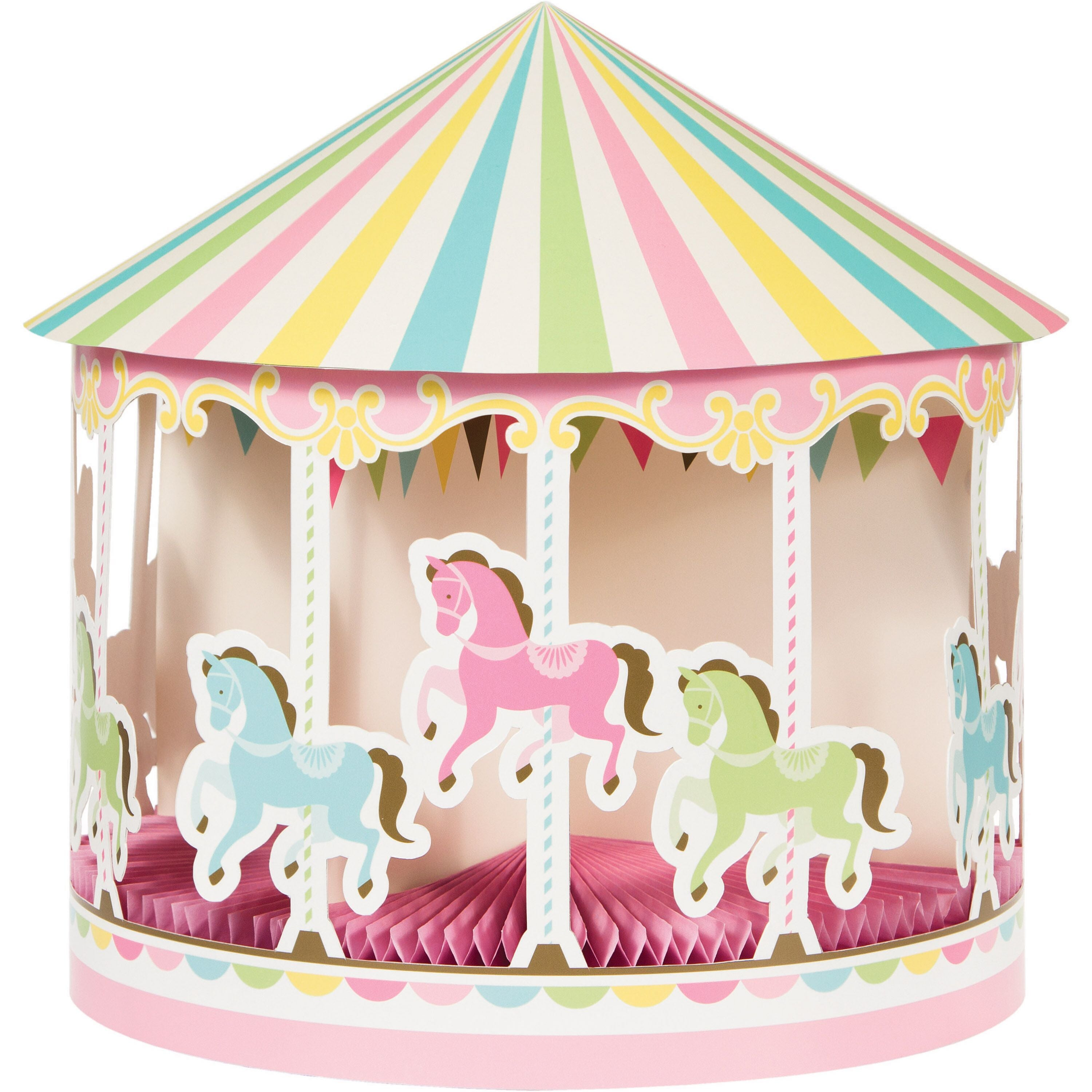 Carousel Table Centrepiece