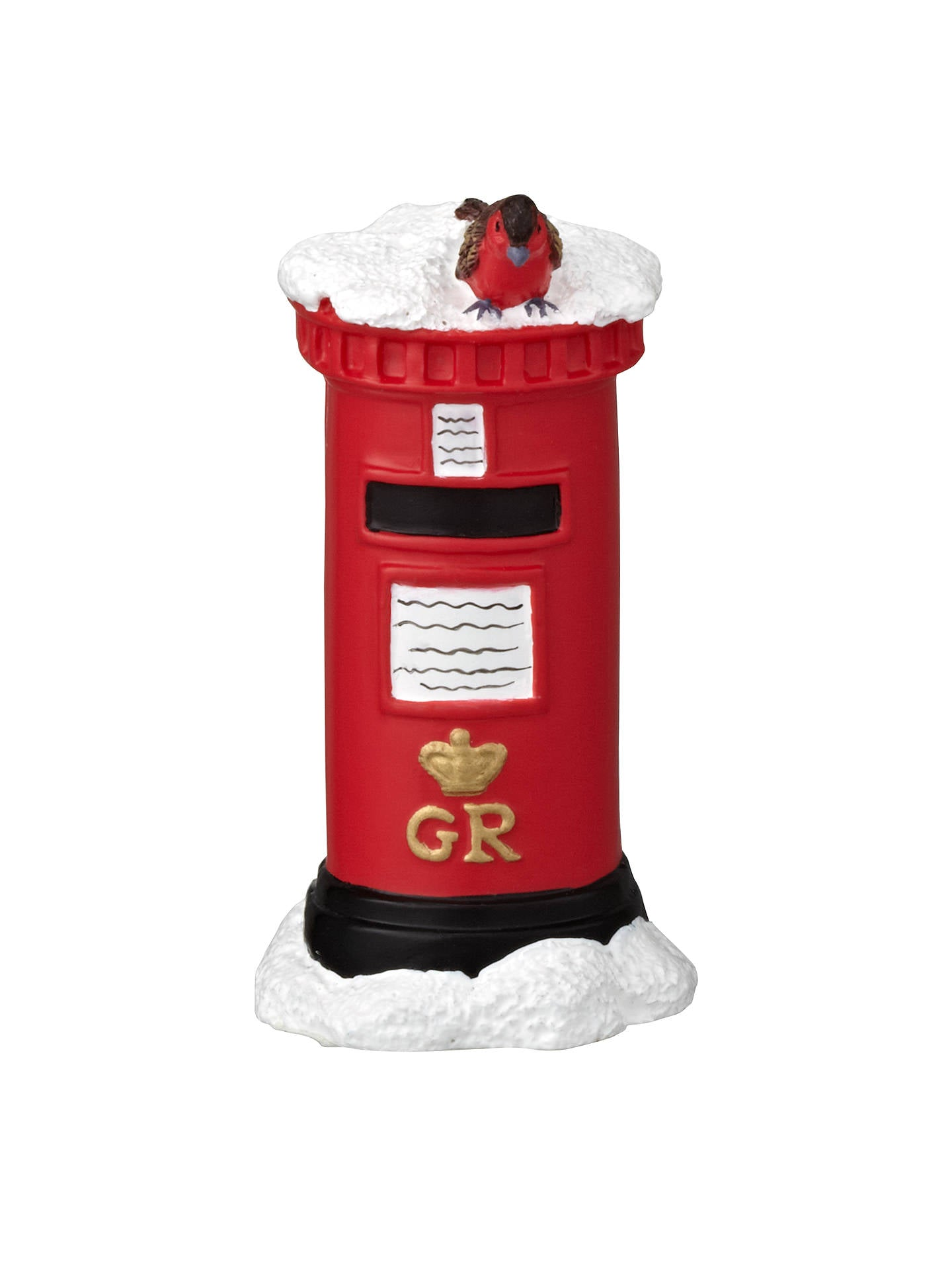 Postbox Cake Topper