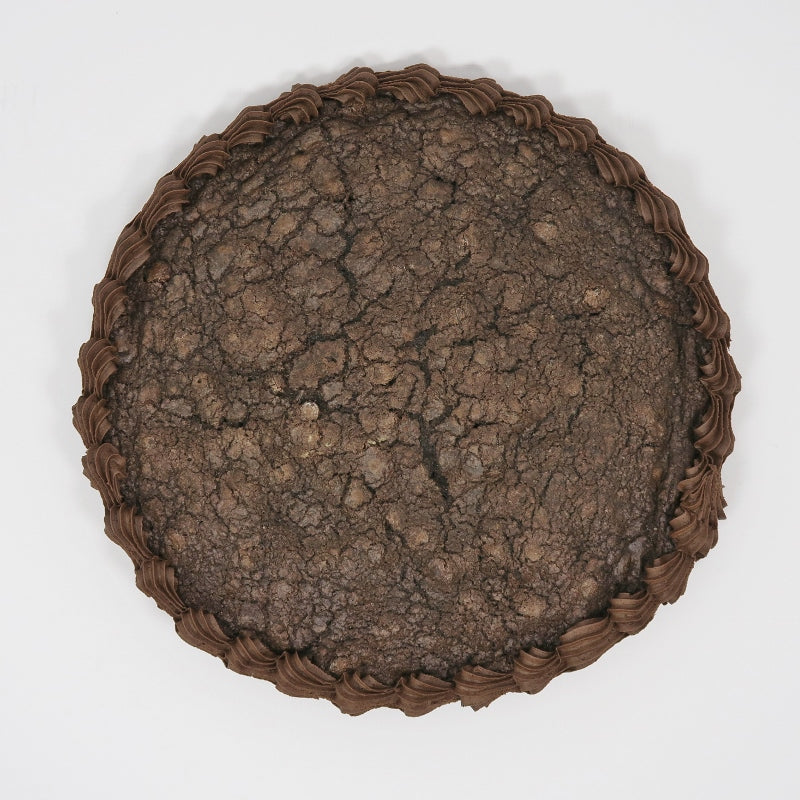 Double Chocolate Chip Giant Cookie