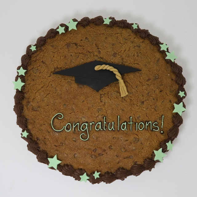 Graduation Giant Cookie