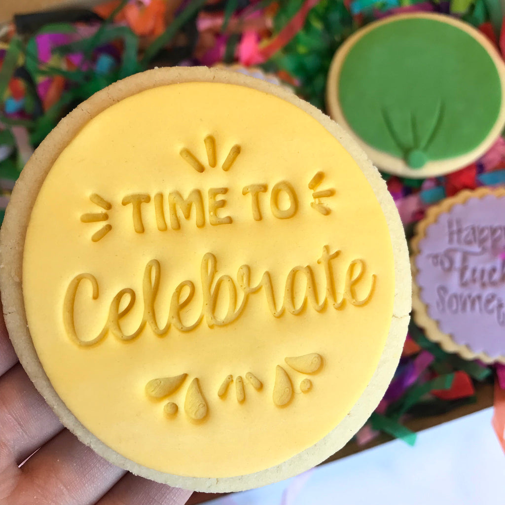 Time To Celebrate Cookies (4)