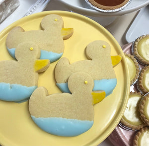 Shortbread Duck