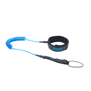ION SUP_Core Leash coiled_kneestrap 2021