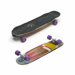 Loaded Skateboards Cantellated Tesseract Complete 2020