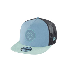 Duotone New Era Cap 9Fifty A-Frame - Compass 2021