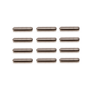 Duotone Fin Screw Set Surf 12mm (4pcs)+16mm (8pcs) 2021