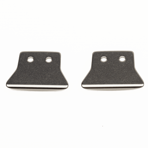 Duotone Center Part Metal Plates / 2 pcs (Click Bar) 2021
