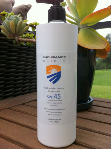SPF 45 Sunscreen 16 Ounce