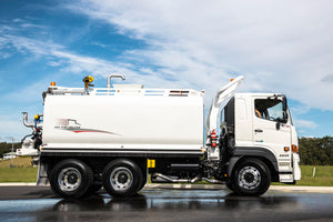 NEW HINO Medium AUTO 2632 & WT30 15,000Ltr Water Tank