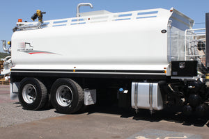 USED IVECO ACCO & NEW WT30 Water Truck