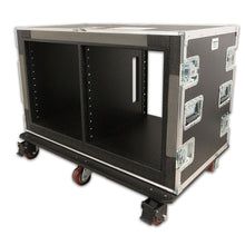 Load image into Gallery viewer, 12RU Double Wide Shock Mount Rack