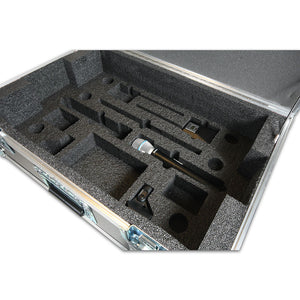 2-Pack Shure Axient Digital Trunk w 1RU Rack