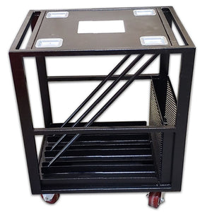24 Inch Square Baseplate Cart