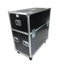 Load image into Gallery viewer, 40 Slot Mic Stand Case with Trays