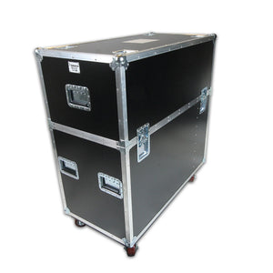 40 Slot Mic Stand Case with Trays