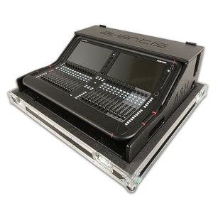 Allen & Heath Avantis Console Case with Dog House